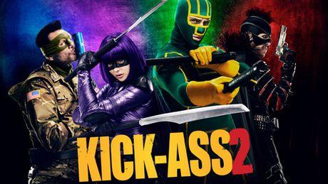 Kick Ass 2: Bao luc, nham nhi van khien khan gia do guc - Anh 1