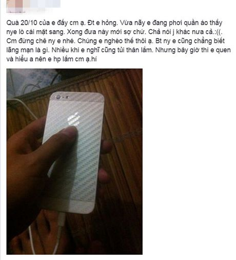 Thang thot voi qua 20/10 'kho do' cua chi em - Anh 10