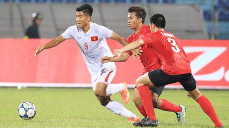 U19 Viet Nam se su dung doi hinh nao truoc U19 Iraq? - Anh 1
