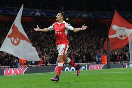 5 diem nhan sau tran Arsenal - Ludogorets: Oezil lap hat-trick, Phao thu thang dam - Anh 1
