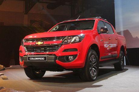 GM Viet Nam trieu hoi 137 xe Chevrolet Colorado 'dinh loi' - Anh 1