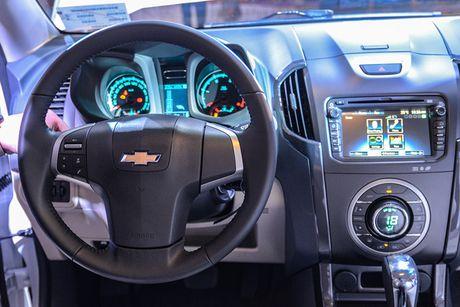 GM Viet Nam trieu hoi 137 xe Chevrolet Colorado 'dinh loi' - Anh 2