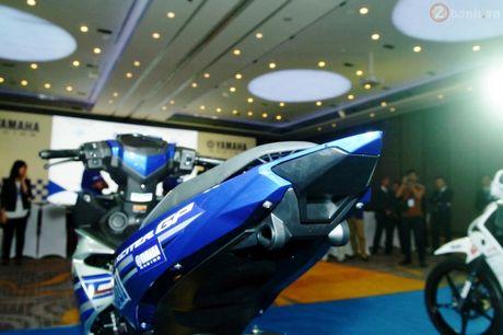 Soi 'xe dua' Exciter 150 chinh hang cua Yamaha Viet Nam - Anh 8