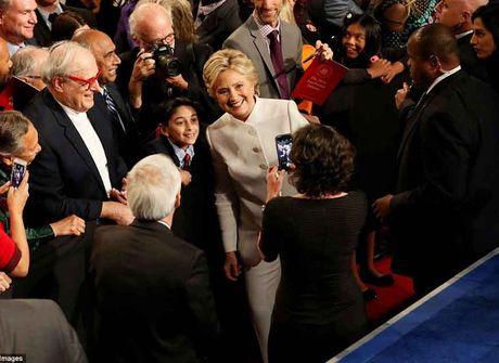 'Ke khoc, nguoi cuoi' sau cuoc tranh luan Clinton-Trump vong 3 - Anh 7