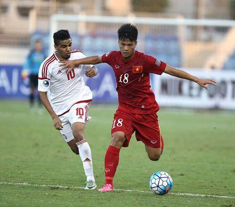 U19 Viet Nam - U19 Iraq: 90 phut hy vong di vao lich su - Anh 2