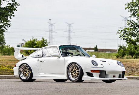 Sieu xe dua 'sieu hiem' Porsche 911 GT2 Evo gia 39 ty - Anh 1
