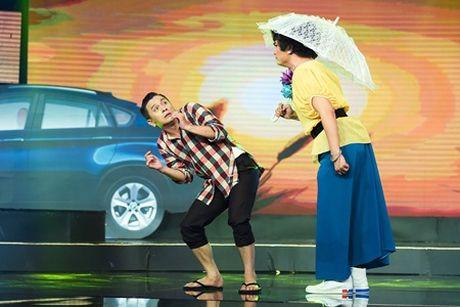 """Dinh Toan """"te ngua"""" voi nhan sac that cua ban than Dai Nghia - Anh 3"""