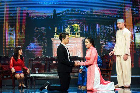 """Dinh Toan """"te ngua"""" voi nhan sac that cua ban than Dai Nghia - Anh 5"""