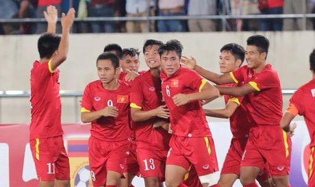 Xem truc tiep U19 Viet Nam vs U19 Iraq o dau? - Anh 1
