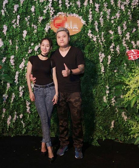 """""""Ba bau"""" Ky Han tai ngo dan chi Ngoc Trinh - Anh 12"""