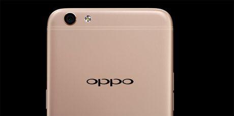 OPPO ra mat R9s va R9s Plus, Android 6, RAM tu 4-6 GB, camera 16 MP, gia tu 415 USD - Anh 2