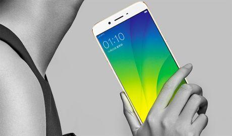 OPPO ra mat R9s va R9s Plus, Android 6, RAM tu 4-6 GB, camera 16 MP, gia tu 415 USD - Anh 4