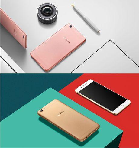 OPPO ra mat R9s va R9s Plus, Android 6, RAM tu 4-6 GB, camera 16 MP, gia tu 415 USD - Anh 9