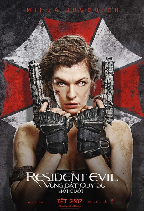 Resident Evil: The Final Chapter co trailer moi: kich tinh, den toi, mung 5 Tet chieu VN - Anh 1
