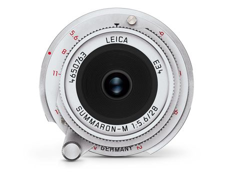 Leica hoi sinh dong ong kinh huyen thoai L-mount Summaron 28mm f/5.6 danh rieng cho dong Leica M - Anh 2