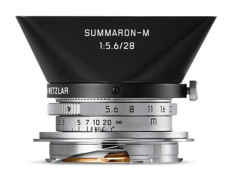Leica hoi sinh dong ong kinh huyen thoai L-mount Summaron 28mm f/5.6 danh rieng cho dong Leica M - Anh 4