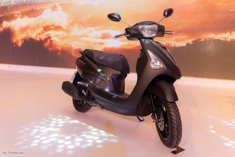 Yamaha Viet Nam trieu hoi Acruzo, thay bo con va cap nhat phan mem cho ECU - Anh 1