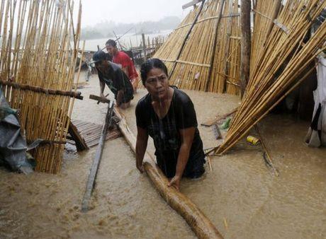 Sieu bao Haima do bo mien Bac Philippines - Anh 1