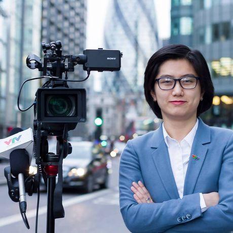 "Nhung ""bong hong"" cua VTV khoe sac tren the gioi - Anh 6"