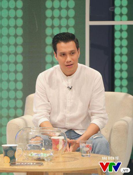 Dien vien Viet Anh: Nghe si nao cung co luc va vap trong showbiz - Anh 3