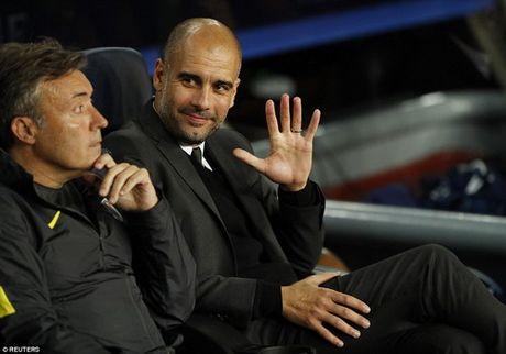 Messi dai pha Man City, gieo sau cho Guardiola - Anh 1