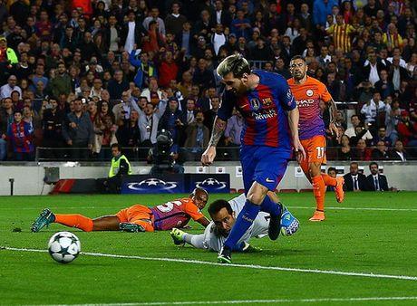 Messi dai pha Man City, gieo sau cho Guardiola - Anh 3