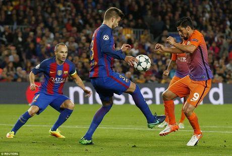 Messi dai pha Man City, gieo sau cho Guardiola - Anh 4