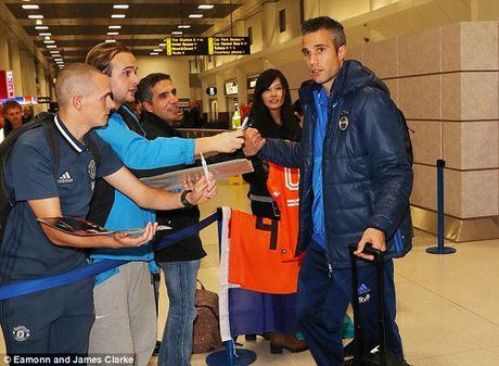 "Van Persie ""da deu"" Mourinho ngay tro lai M.U - Anh 3"