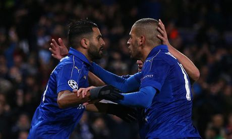 Leicester City van bat bai - Anh 1
