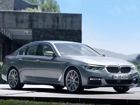 Kham pha them ve BMW 5 Series Sedan – mau xe the thao the he moi - Anh 3