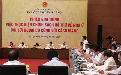Cao bang chinh sach, cac bo tu day minh vao the kho - Anh 1