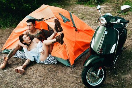 Vespa Top Stylist Contest: Nhung hinh anh dep nhu mo cua Pong Chuan - Anh 8
