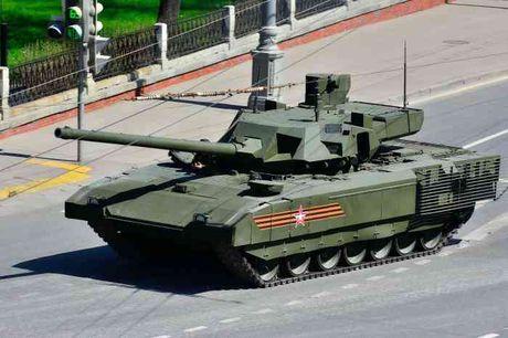Chien xa T-14 Armata Nga va Abrams M1 My: Xe nao 'cung' hon? - Anh 1