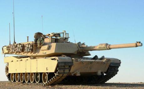 Chien xa T-14 Armata Nga va Abrams M1 My: Xe nao 'cung' hon? - Anh 2