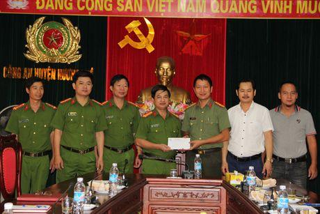 340 trieu dong den voi dong bao vung lu Ha Tinh - Anh 10