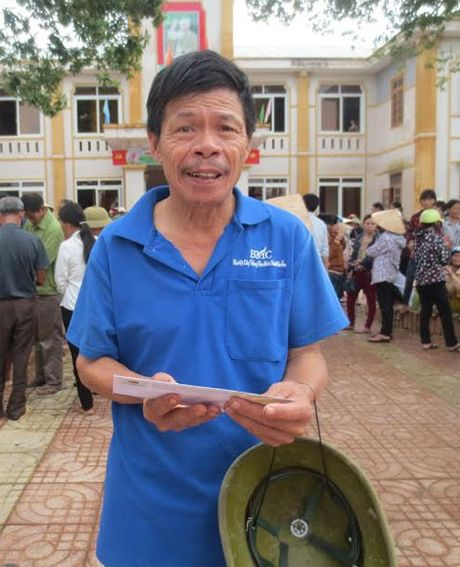 340 trieu dong den voi dong bao vung lu Ha Tinh - Anh 9