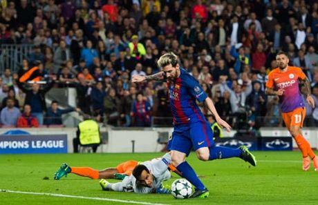 Barcelona - Man City: 2 the do va mot cu hat-trick - Anh 1