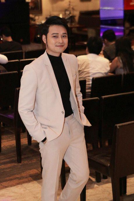 Quang Vinh, Huong Tram tuoi tan den chuc mung Trinh Thang Binh - Anh 4