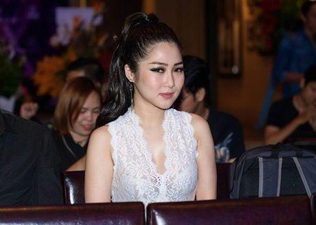 Quang Vinh, Huong Tram tuoi tan den chuc mung Trinh Thang Binh - Anh 5