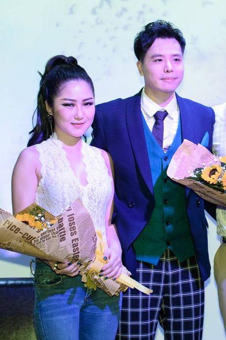 Quang Vinh, Huong Tram tuoi tan den chuc mung Trinh Thang Binh - Anh 9