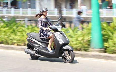 Yamaha Viet Nam chinh thuc trieu hoi 'con cung' Acruzo vi dinh loi - Anh 2