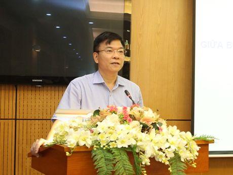 Tang cuong cong tac phoi hop giua VKSNDTC va Bo Tu phap - Anh 2