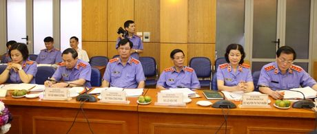 Tang cuong cong tac phoi hop giua VKSNDTC va Bo Tu phap - Anh 5