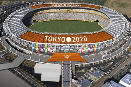 Tokyo muon cat giam chi phi to chuc Olympic 2020 - Anh 1
