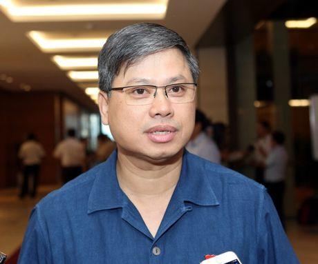 DBQH Nguyen Sy Cuong: 'Khong the cu thich thi dung ra cong bo chat luong nuoc mam!' - Anh 1