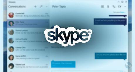 Tai khoan Skype dang nhap cac dich vu Microsoft - Anh 1