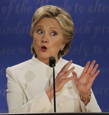 Ong Trump va ba Clinton noi gi trong cuoc tranh luan cuoi cung? - Anh 2