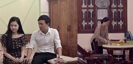 Phim ngan con dau mang me chong phien phuc lam trieu nguoi bat khoc - Anh 2