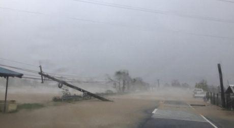 Sieu bao Haima manh gan bang bao Haiyan tan pha Philippines - Anh 1