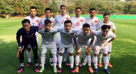 Tuyen Viet Nam thang FC Seoul 3-0, Van Quyet lap cu dup - Anh 1
